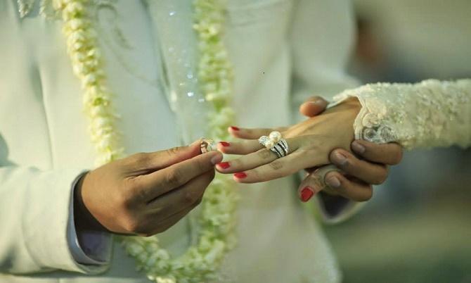 Ilustrasi menikah (Dok Istimewa)