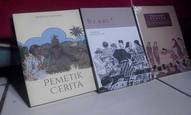 Beberapa koleksi buku Bilik Literasi (Dok.Setyaningsih)
